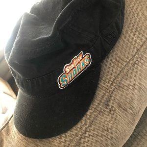 New Era SAN JOSE SHARKS hat